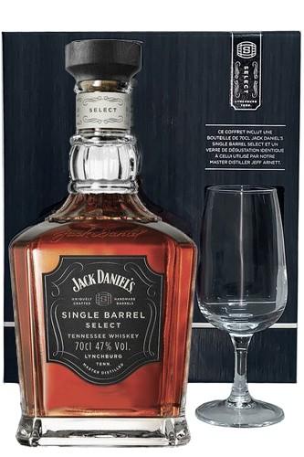 Jack Daniels Single Barrel Geschenkset