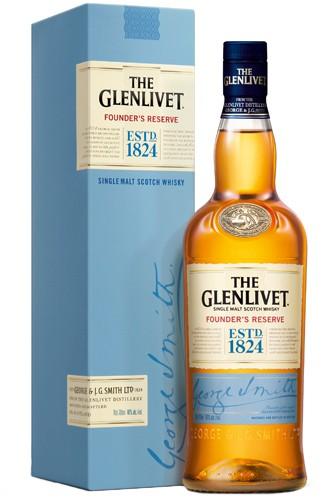 Glenlivet Founders Reserve Single Malt Whisky