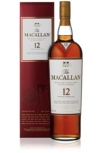 Macallan 12 Sherry Oak