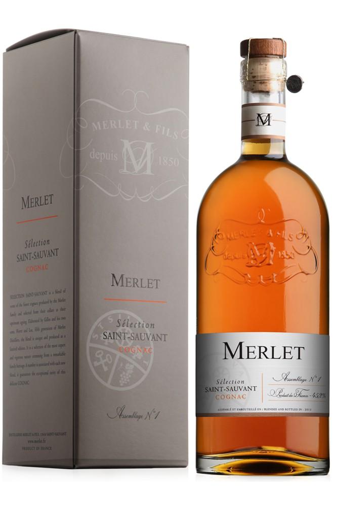 Merlet Saint Sauvant No. 1 Cognac