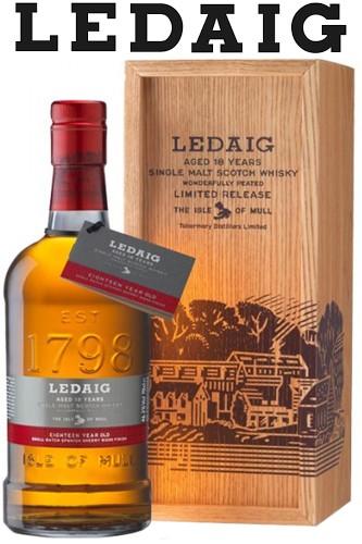 Ledaig 18 Jahre - Peated Whisky