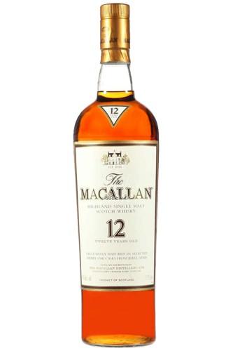Macallan 12 Sherry Oak 1,75 Liter Magnum Flasche