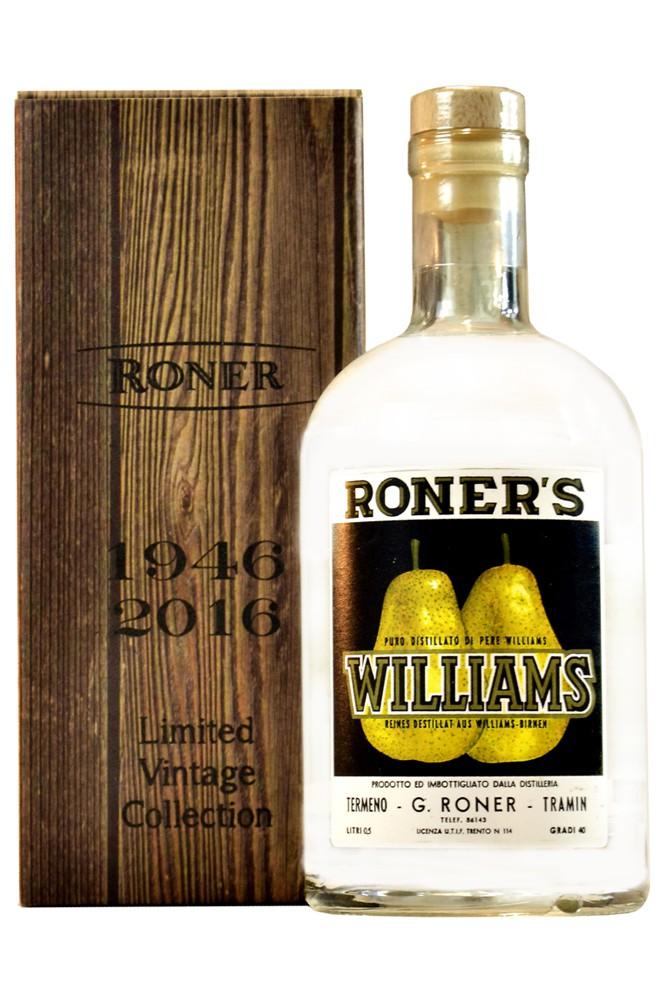 Roner Vintage Edition Williams