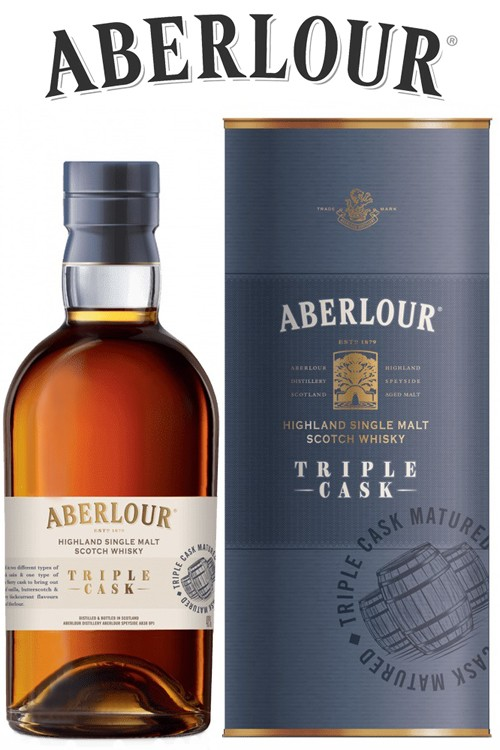 Aberlour Triple Cask Whisky