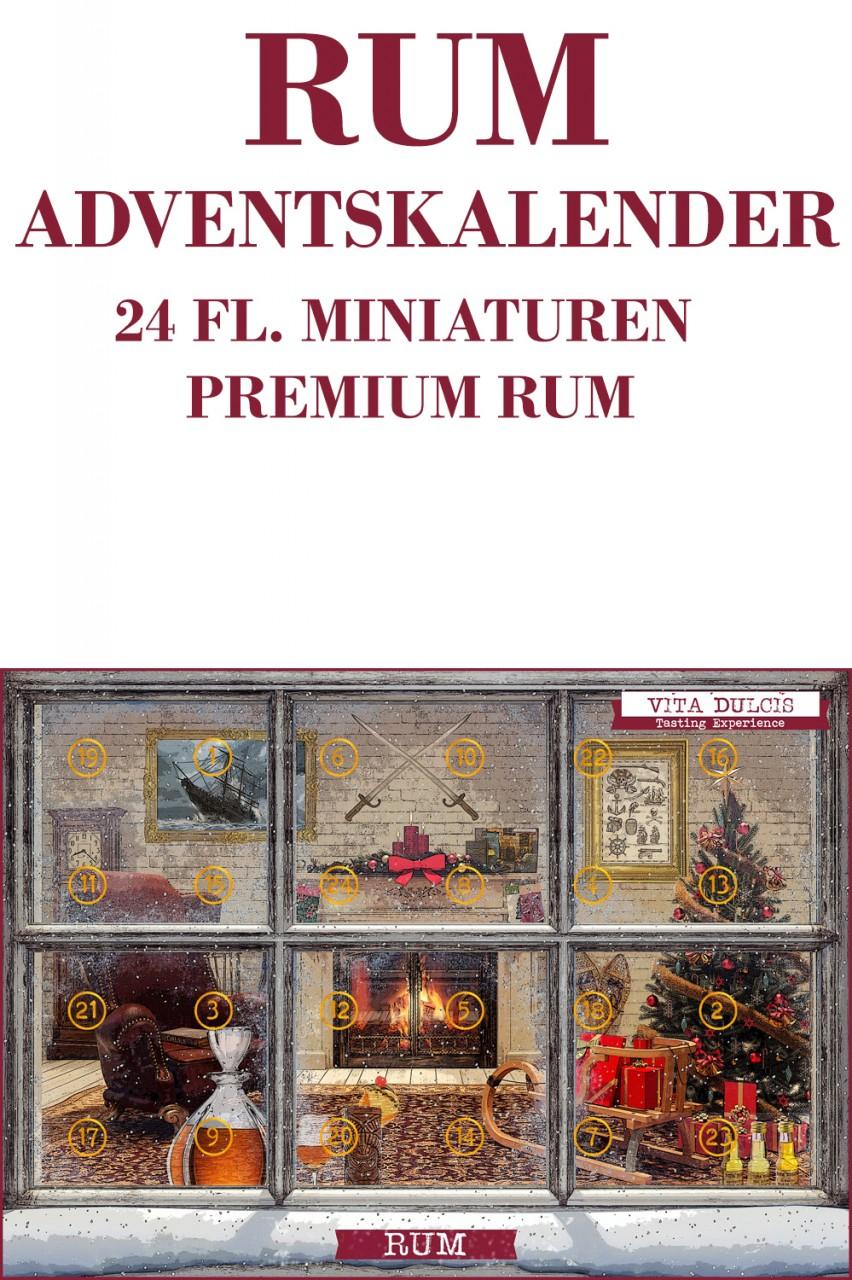 Rum Adventskalender - 2018