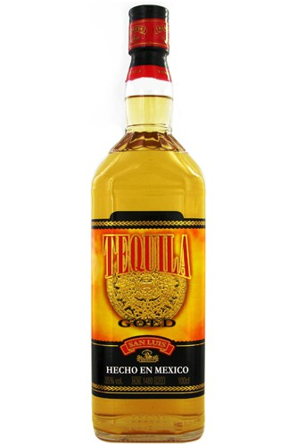 San Luise Gold Tequila