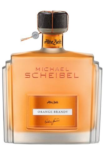 Scheibel Orange Brandy Likör