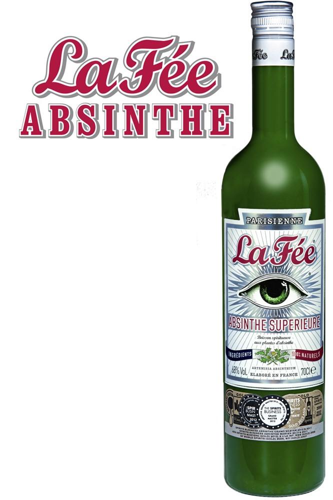 La Fee Absinth Parisienne
