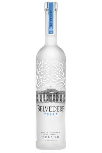 Belvedere 1,75 Liter - LED Beleuchtung Vodka