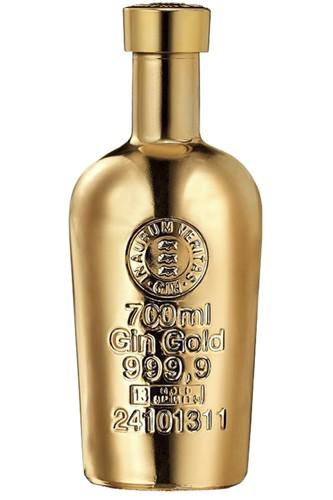 Gold 999,9 Gin aus Frankreich