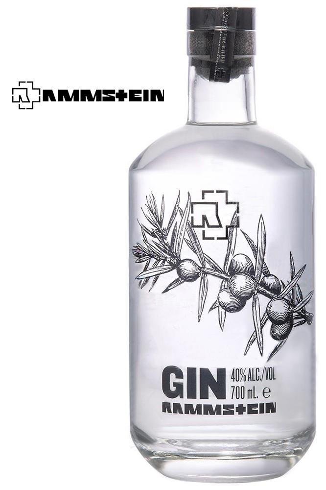 Rammstein Premium Gin