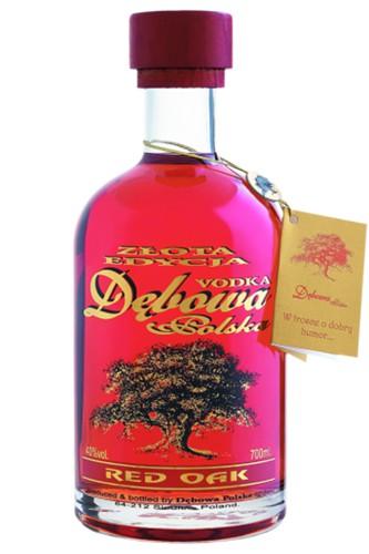 Debowa Red Oak Wodka