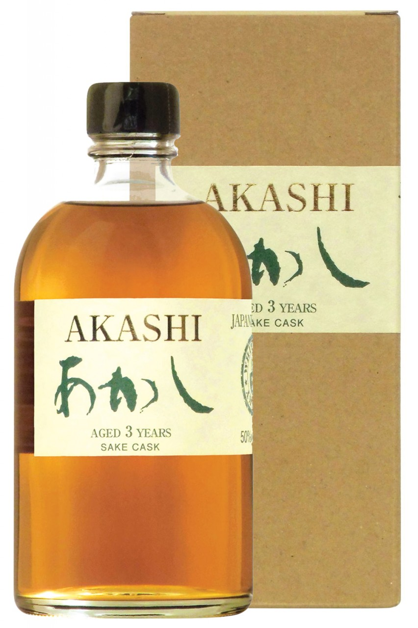 Akashi 3 Jahre - Sake Cask