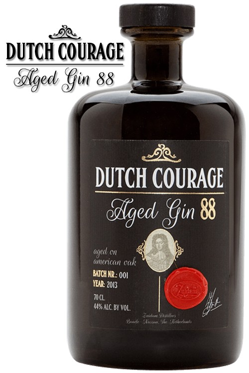 Dutch Courage Aged Dry Gin 88