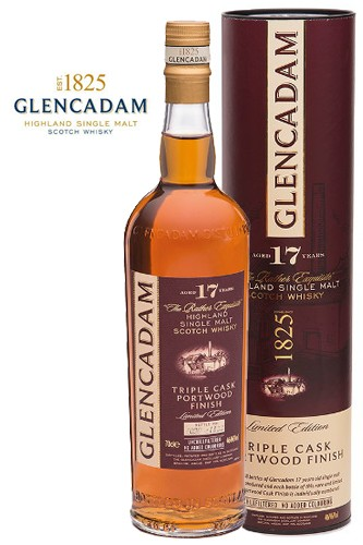 Glencadam 17 Jahre - Port Cask Finish