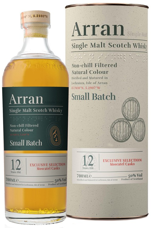 Arran 12 Jahre Moscatel Cask - Limited Edition