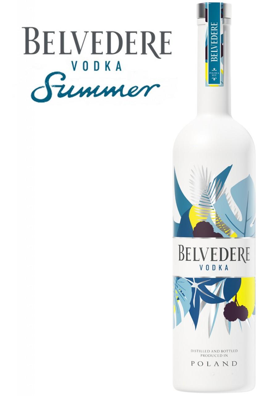 Belvedere Summer Edition Vodka