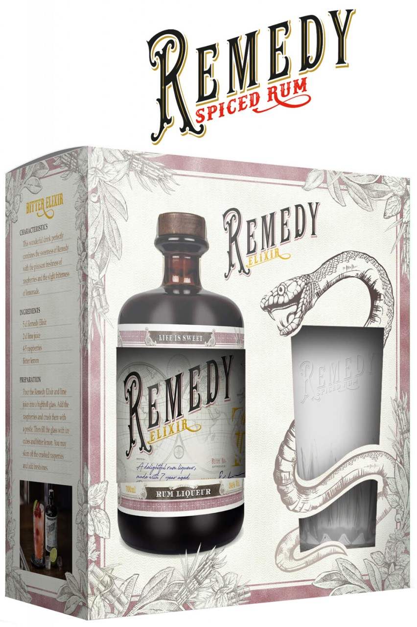 Remedey Elixir Geschenkset