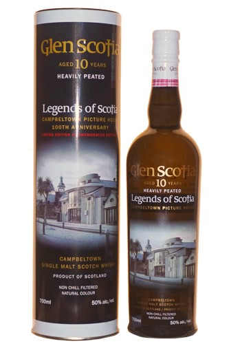Glen Scotia 10 Jahre Heavily Peated
