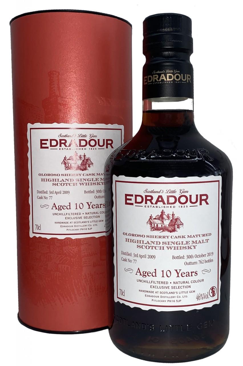 Edradour 10 Jahre - Sherry Butt