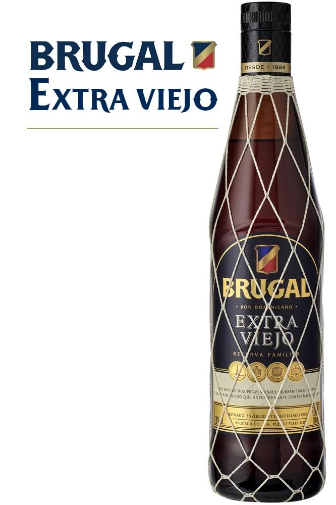 Brugal Extra Viejo - Reserva Familiar Rum