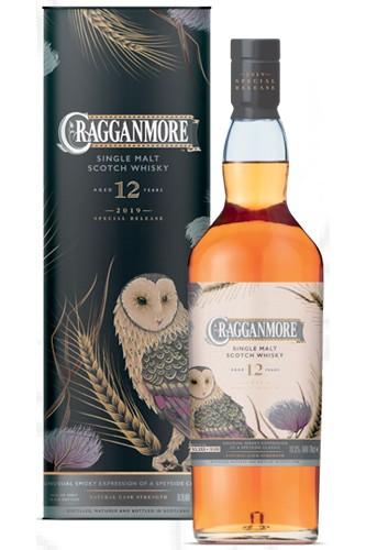 Cragganmore 12 Jahre Special Release 2019 - 58,4%