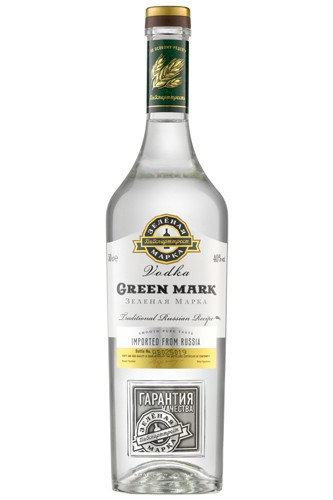 Green Mark Vodka Wheat
