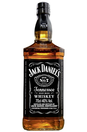 Jack Daniels No. 7 Tennessee Whiskey