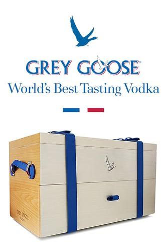 Grey Goose Martini Set