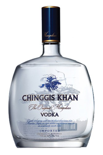 Chinggis-Khan-Wodka