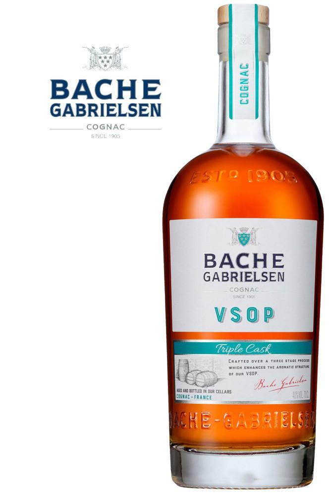 Bache Gabrielsen VSOP Triple Cask Cognac