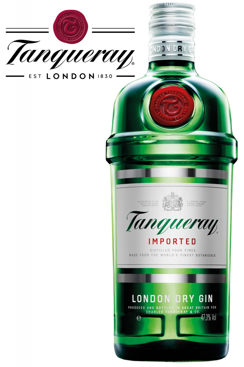 Tanqueray London Dry Gin - 1 Liter