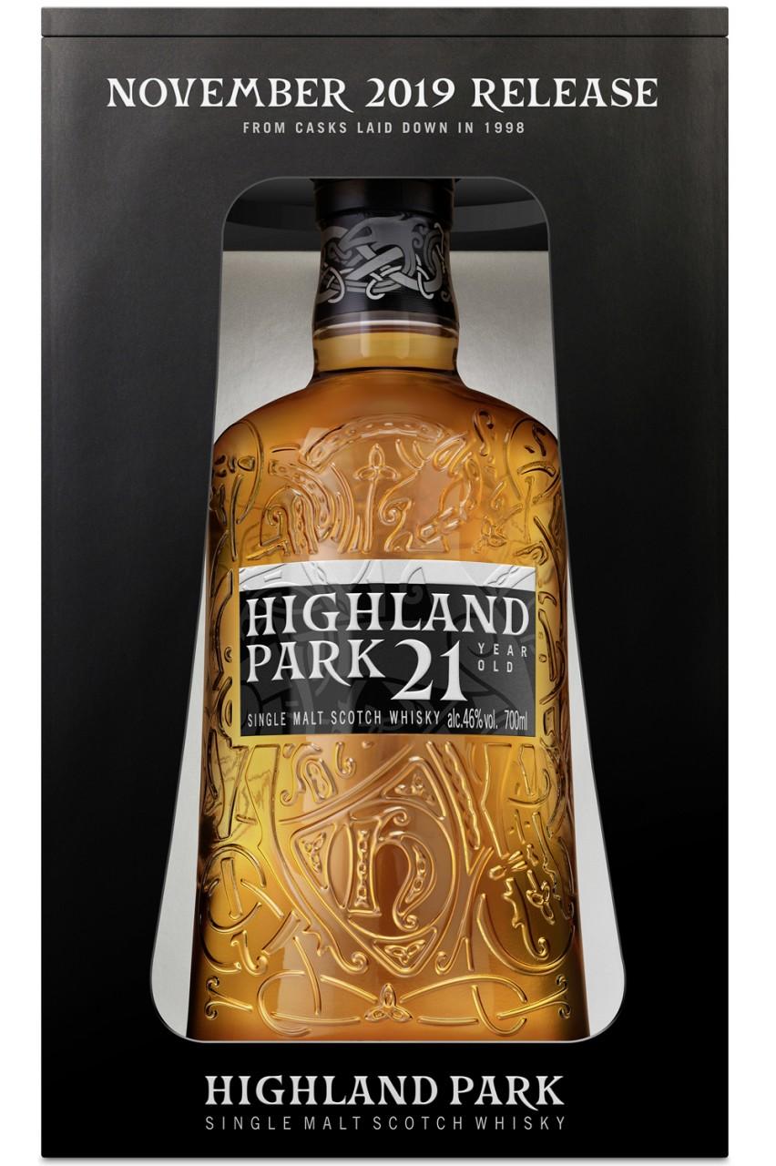 Highland Park 21 Jahre