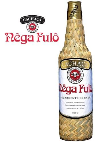 Nêga Fulô Cachaca  - Aguardente de Cana