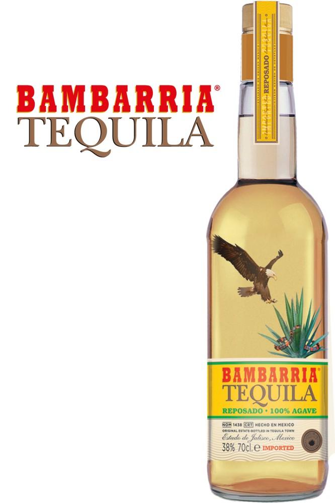 Bambarria Reposado Tequila