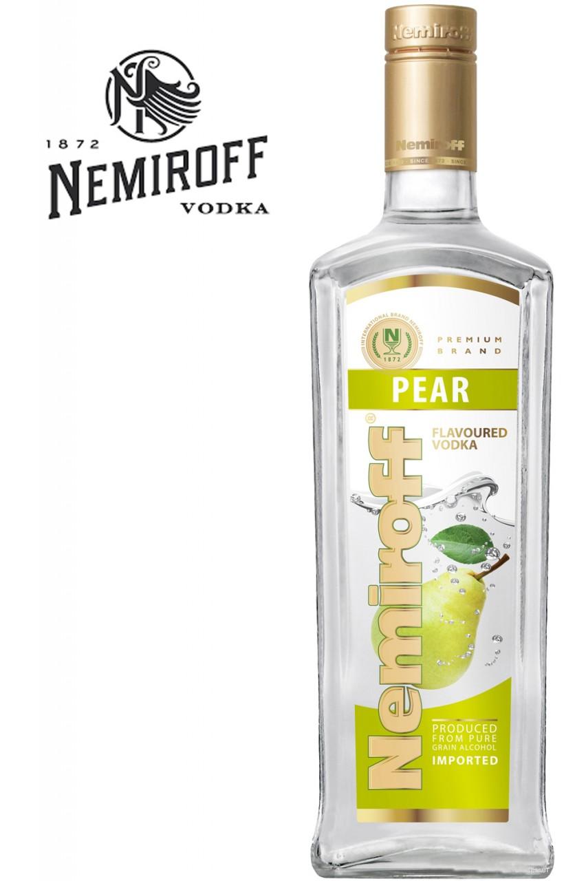 Nemiroff Pear - Birnen Vodka