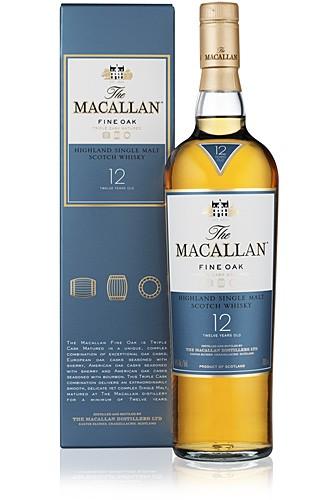 Macallan 12 Fine Oak