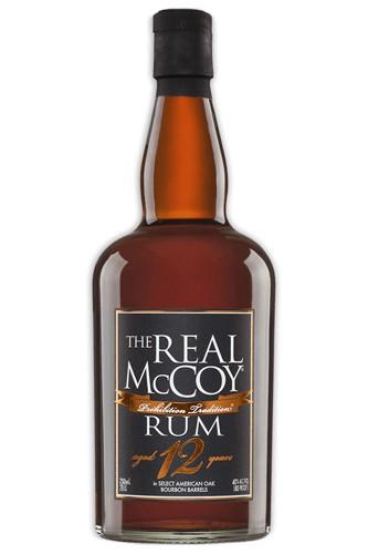 The Real McCoy 12 Jahre Barbados Rum