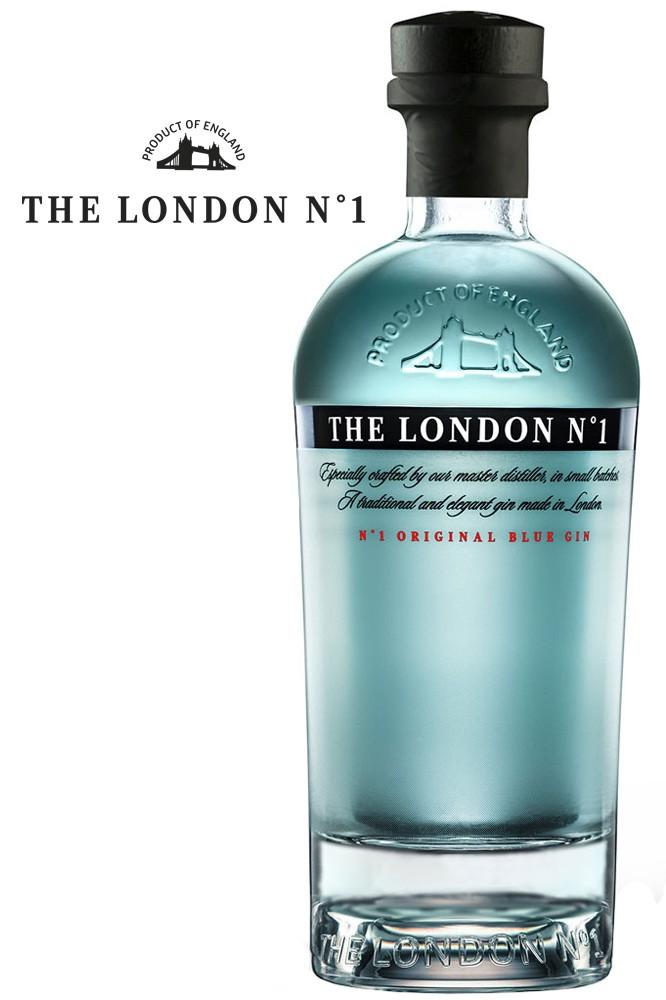 London No. 1 Gin - New Design