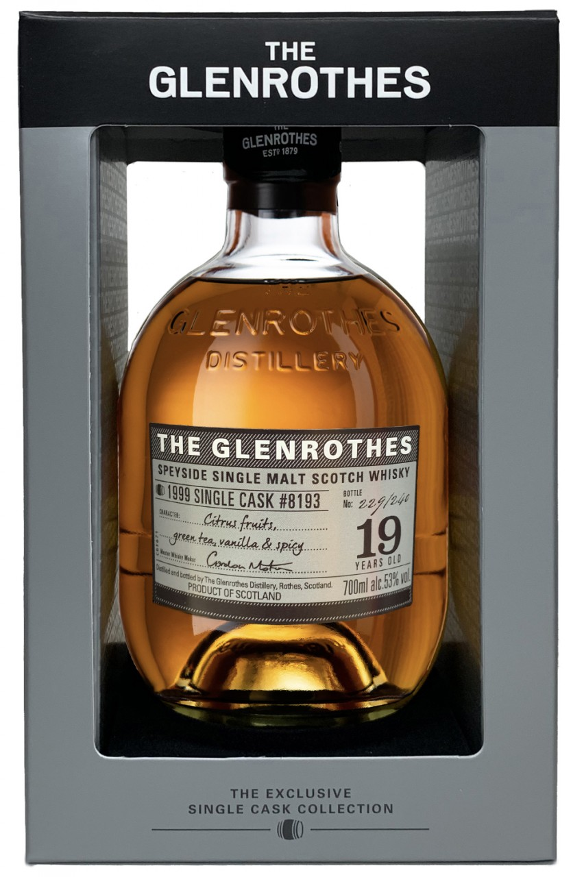 Glenrothes 19 Jahre Single Cask - 53%
