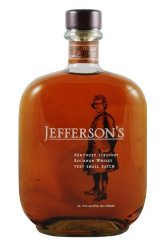 Jefferson_s Bourbon Whiskey