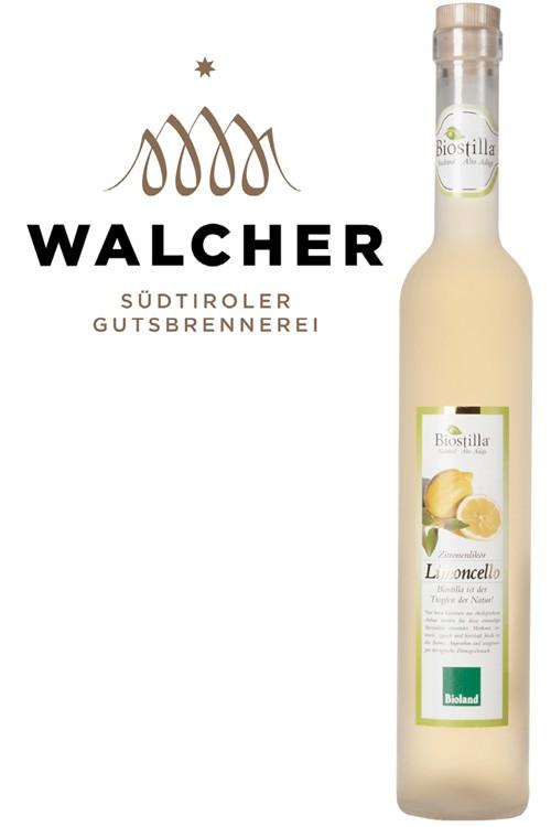Biostilla Limocello - Walcher Destillerie