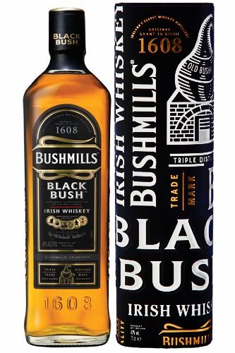 Busmills Black Bush Irish Whiskey