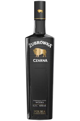 Zurbowka Czarna Black Vodka