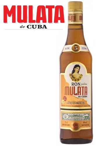 Ron Mulata de Cuba Anejo 5 Jahre Rum
