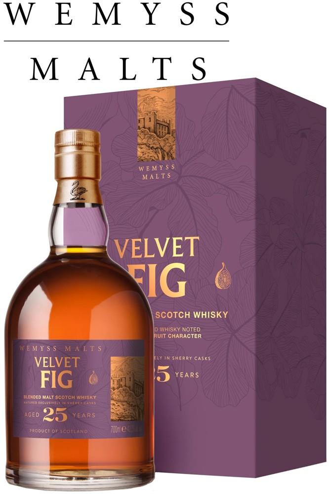 Wemyss Malt - Velvet Fig 25 Jahre