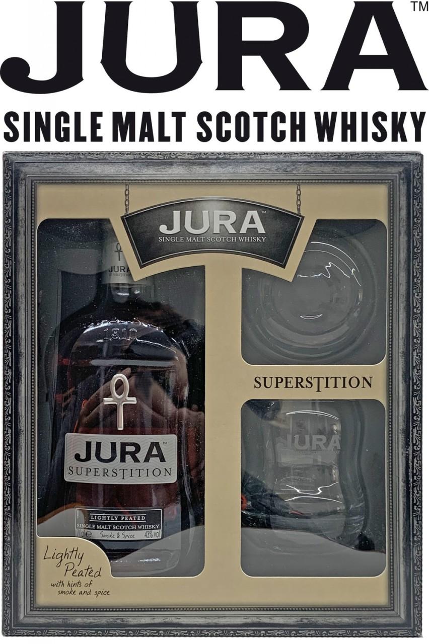 Isly of Jura Superstition Geschenkset