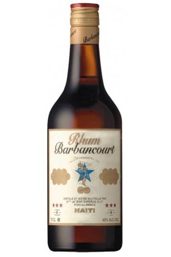 Barbancourt 4 Jahre Rum