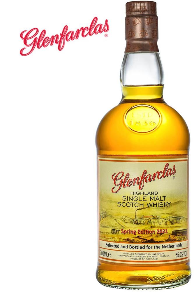 Glenfarclas Spring Edition 2021 - 55%