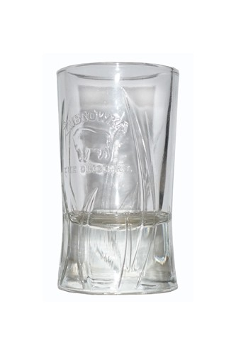 Zubrowka Vodka Glas